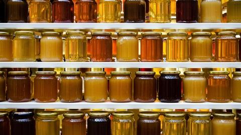 antibióticos miel