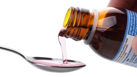 Jabe codeína prohibido niños