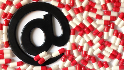 medicamentos internet riesgos