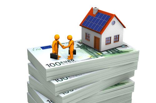 Cr dito hipotecario for Prestamo hipotecario